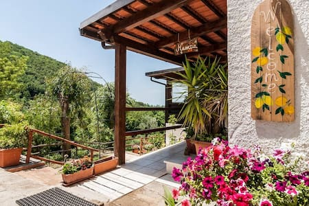 Rural Guesthouse Monte Ofelio (camera dei giovani) - Sessa Aurunca - Bed & Breakfast