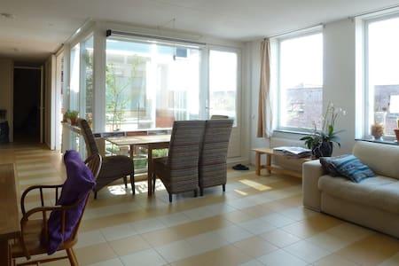 room in sunny apartm. near station