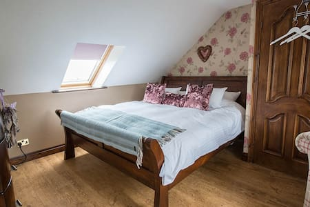 Farm View Hall B&B - The Dairy room - North Yorkshire