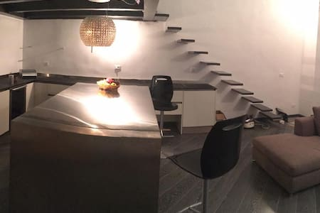 Appartamento ristrutturato in pieno Centro Storico - Apartment