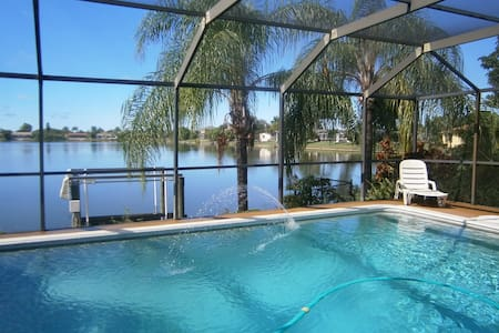 Sunset Palms Cottage - Cape Coral - House