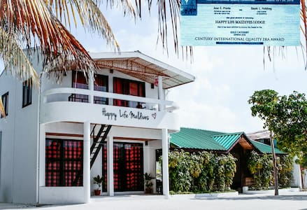 Happy Life Maldives Lodge - Dhiffushi