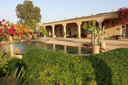 Prestigious Maroccan Riad, a dream - Hus