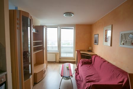 Flat with balcony and great view! - Viena