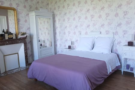 Chambre de charme - Bed & Breakfast