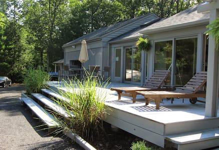 Idyllic Hudson Valley getaway - Ház