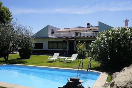 Casa do Vale, piscina e jardim - Palmela - Villa