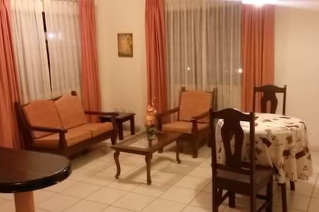 Apartamentos céntricos  y comodos - Santa Cruz de la Sierra - Apartment