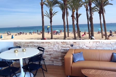 Chic place for 6 in Villajoyosa - Lejlighed