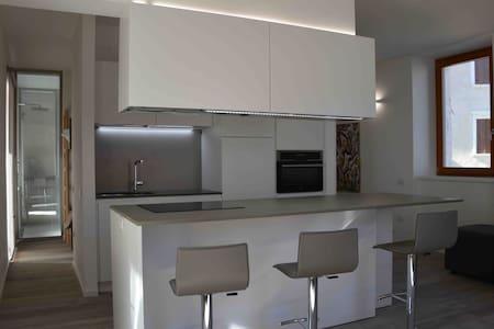 App.2 - Casa Sannicolò1787 al Fiume - Lejlighed