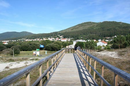 Spanish Countryside Beach Apartment - Lira - Apartemen