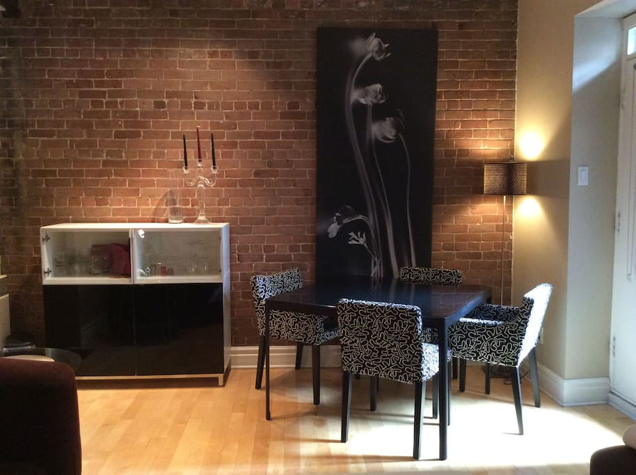 Beautiful Condo in Old Montreal