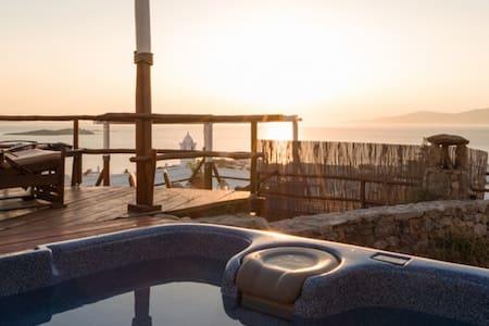 Cyan Blue Suite in Mykonos Town - Wohnung