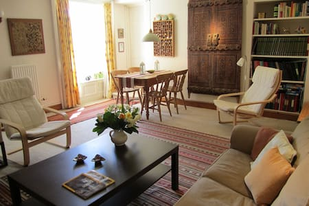 Artist's 18th Century Cottage - Brent Knoll - Casa