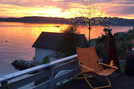 Nordic Fjord Paradise - Aksdal