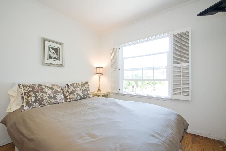 furnished one bedroom
