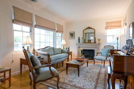 LOVELY TWO PRIVATE ROOM SUITE - Alameda - Bed & Breakfast