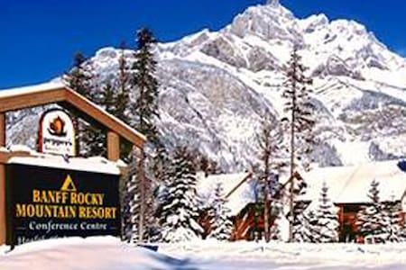 1BR Banff Rocky Mountain Resort