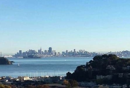 Stunning SF Views-1 BR Pied a Terre