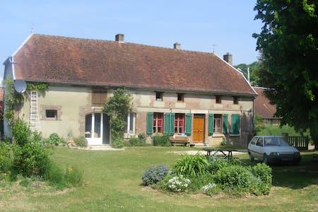 gite rural en Pays d'Othe - House