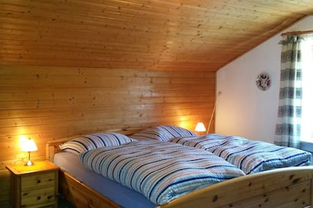 Cozy Room & Bavarian Countryside - Grassau