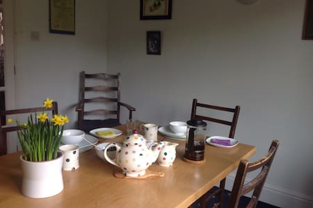 Comfy B&B with ensuite close Glastonbury Festival - Bed & Breakfast