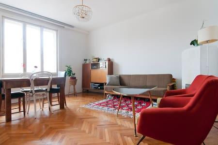 Charming  3 1/2 Vintage-Apartment  - Wien - Apartment