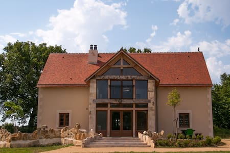 Brenne-villa, une magnifique maison - Luzeret - Ev
