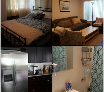 Cozy, sweet place close to LAX, Downtown LA House - Gardena - House