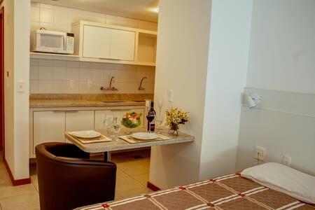 Apartamento estudio twin