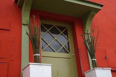 Apartmánový dům Rudík - Rumah