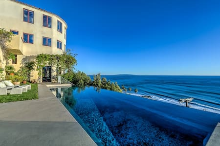 4.5br Villa with spectacular views & infinity pool - Pacific Palisades - Casa