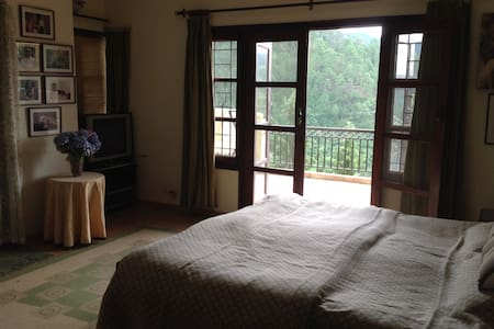 Double sharing room - God's Own cottage - Sukha