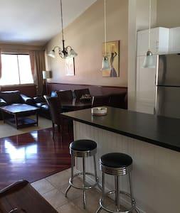 Inviting bright condo 20 min quebec - Appartement