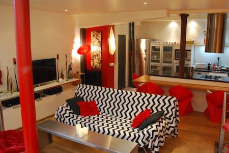 Charmant loft en souplex à Bastille - Paris