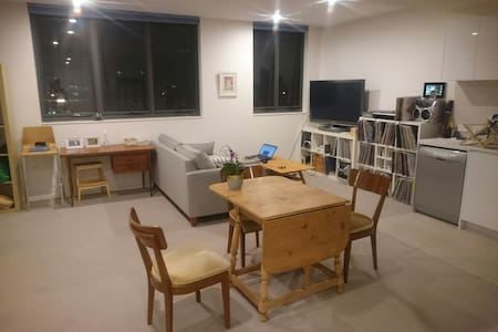 Large, Bright 1 Bedroom Apartment - Lägenhet