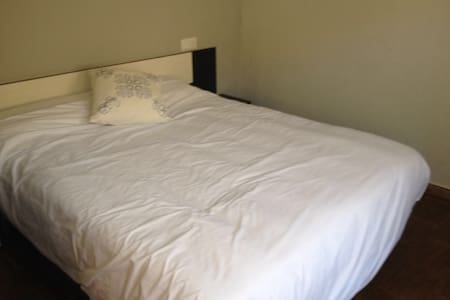 Apartament acollidor amb dues habitacions - Appartement