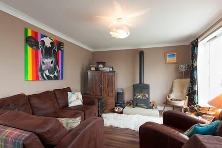 Central Tavistock Family Home - House
