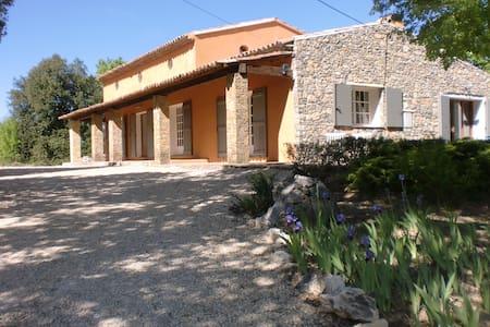 Provence Villa Gorges du Verdon, Aups - Régusse - Villa