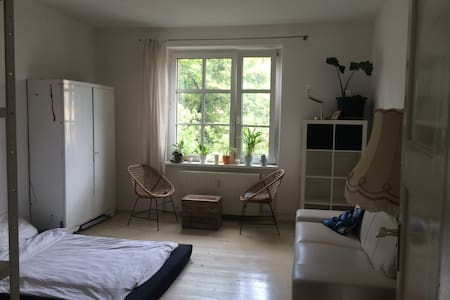Cozy big Room in Berlin Neukoelln - Berlin - Wohnung