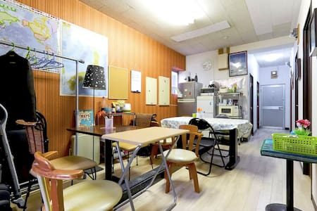 Guest house 10 minutes from Haneda Airport # 204 - Seluruh Lantai