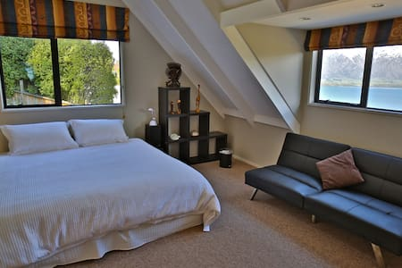 Luxurious shelter for your snow holiday - Queenstown - House