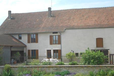 AU GITE DU MONT - Latrecey-Ormoy-sur-Aube