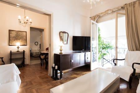 Lovely apartment for 3 ppl in nice neighborhod - 公寓
