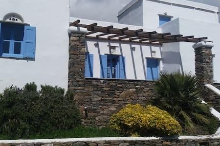 Aegean blue house - Dom