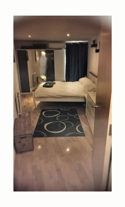Modern & spacious 1 bed apartment