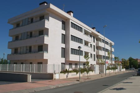 Apto de 2 dor, piscina y parking - Apartament