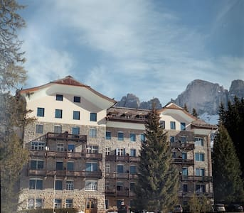 Dolomites: charming Karersee! - Appartement