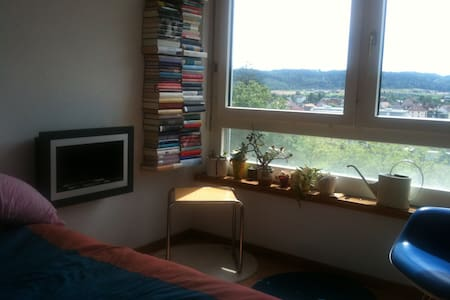 5. Stock, Alpenblick - Lengnau - Apartmen