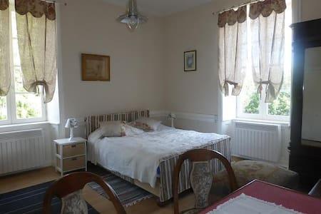 Belle chambre romantique - Hennebont - Dom